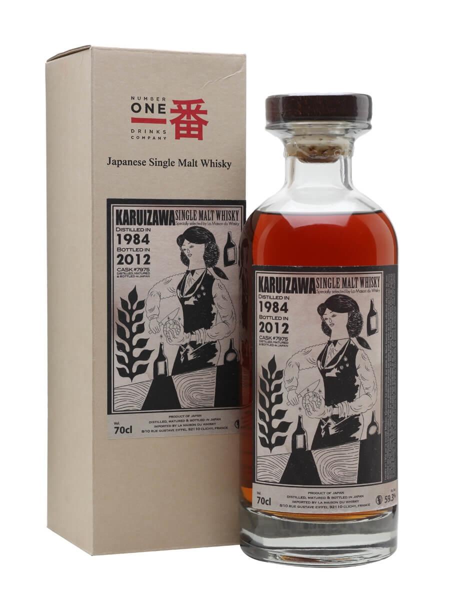 Karuizawa 1984 / 28 Year Old / Cocktail Series