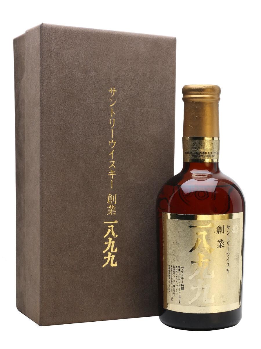 Suntory 1899 / 60th Anniversary / Bot.1983