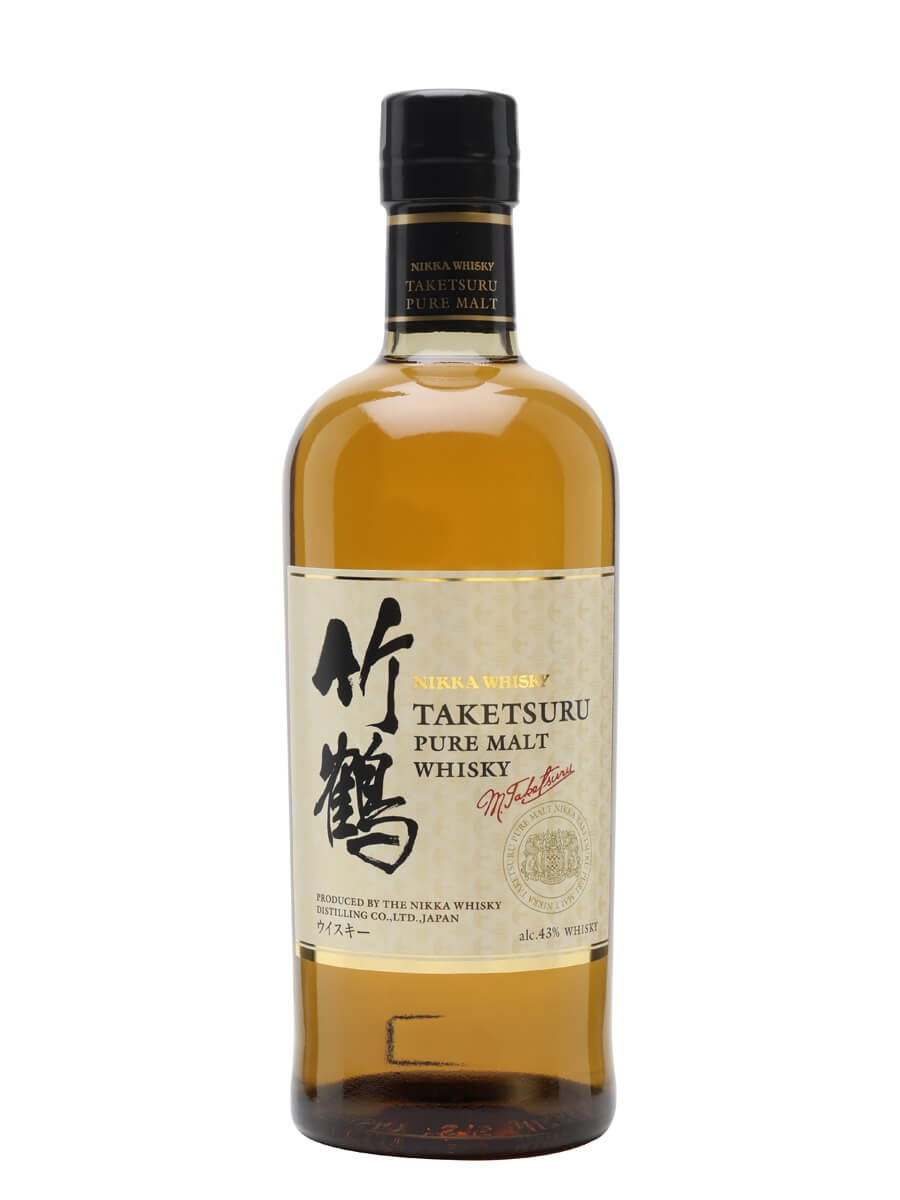 Nikka Taketsuru Pure Malt / 2020 Release