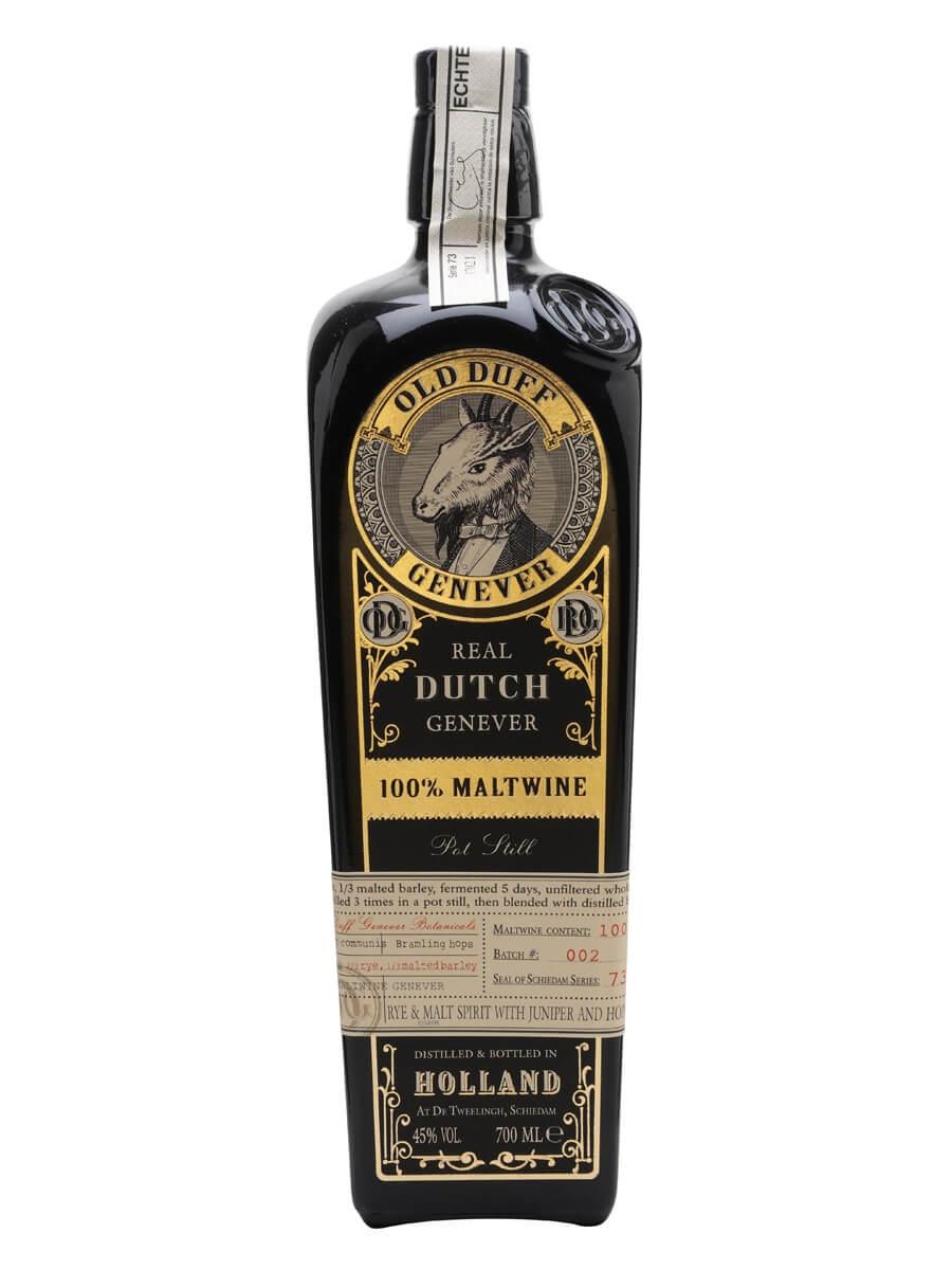 Old Duff 100% Malt Wine Genever