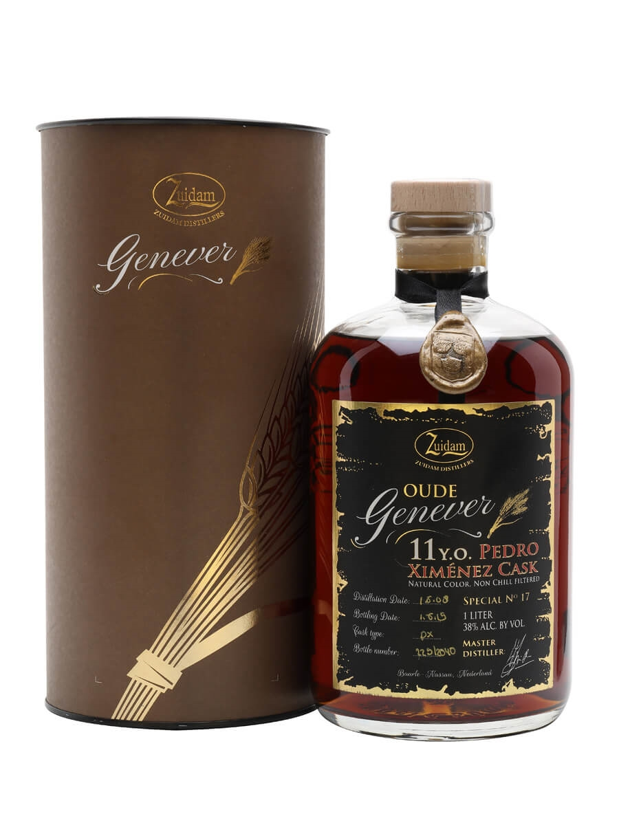 Zuidam 11 Year Old Genever / Special Cask #17 / PX