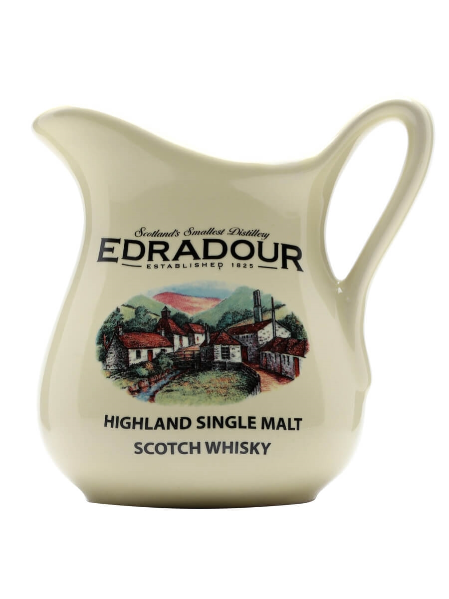 Edradour / Yellow / Medium Water Jug