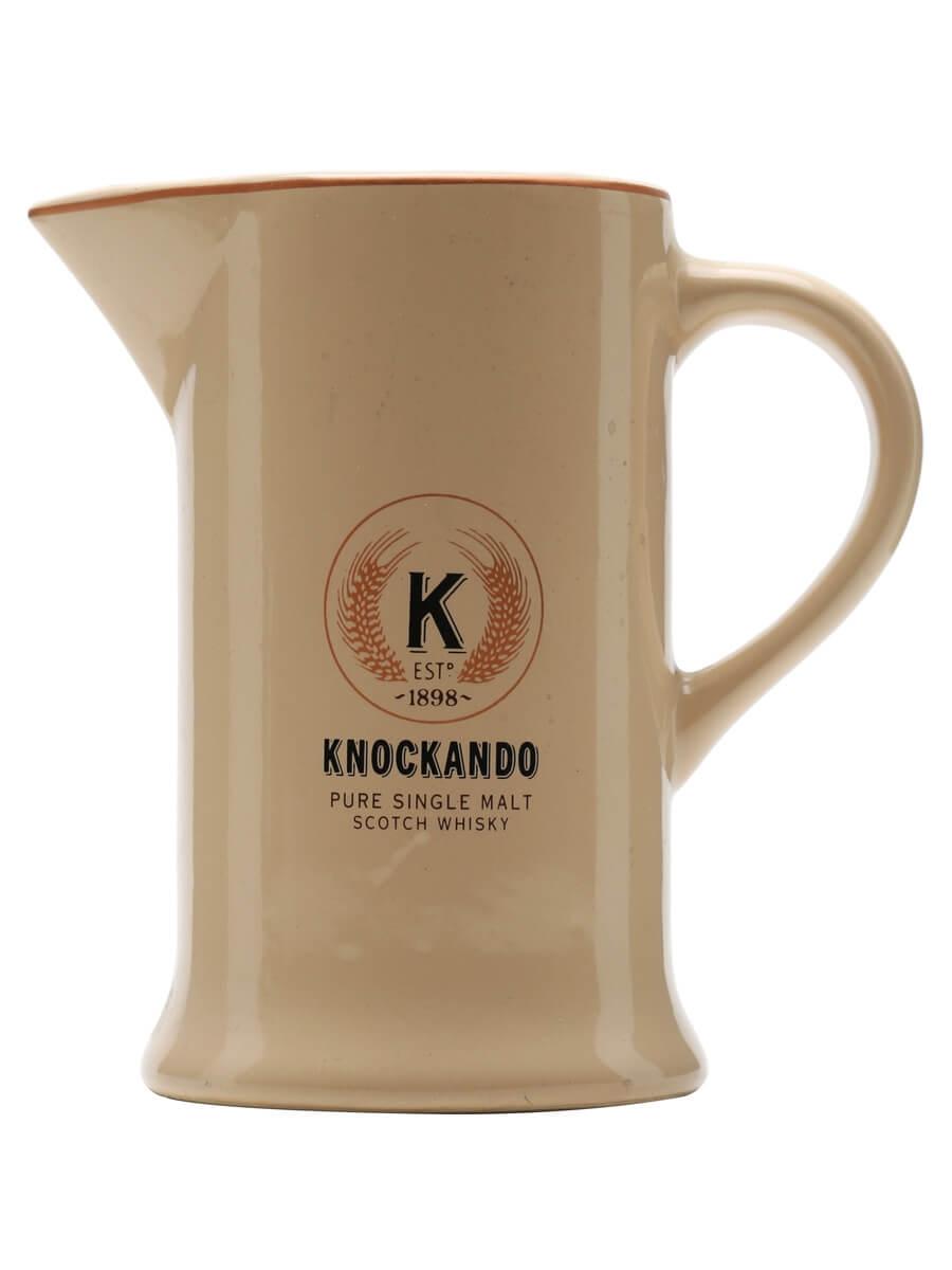 Knockando / Brown / Medium Water Jug