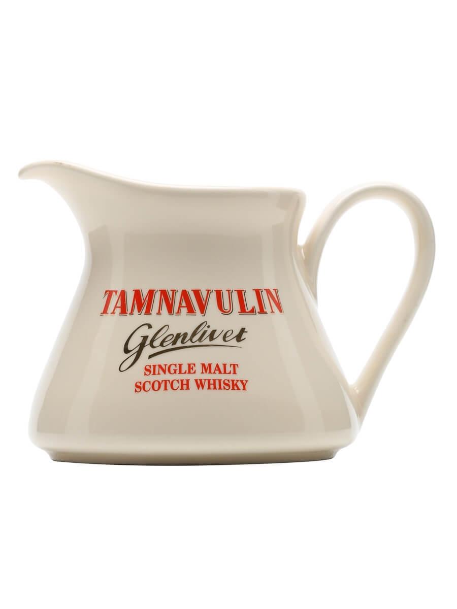 Tamnavulin Glenlivet / Cream / Medium Water Jug