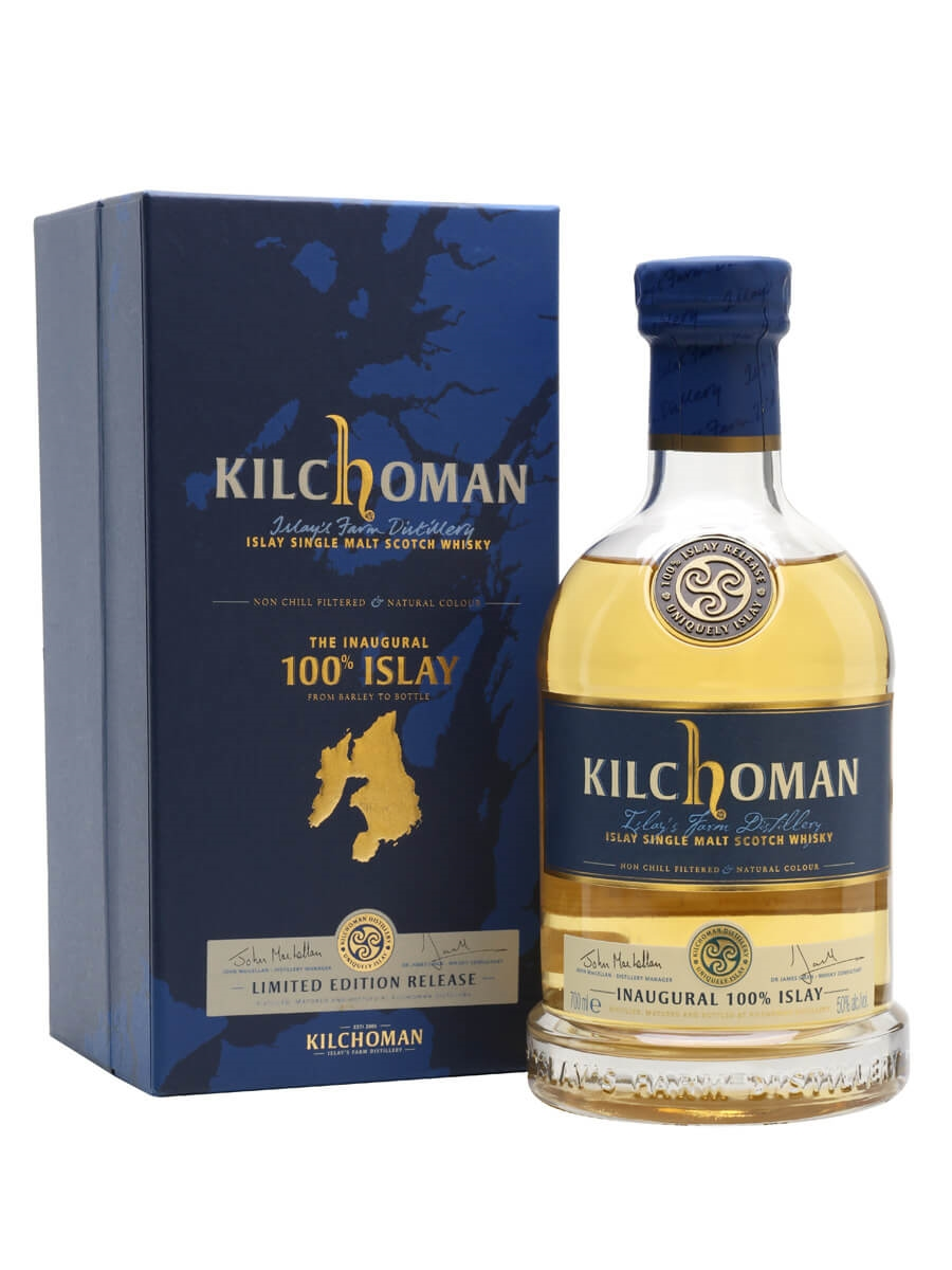 Kilchoman 100% Islay / Inaugural Release 2011