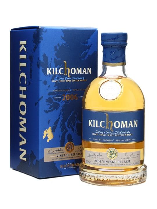 Kilchoman 2006 / 5 Year Old