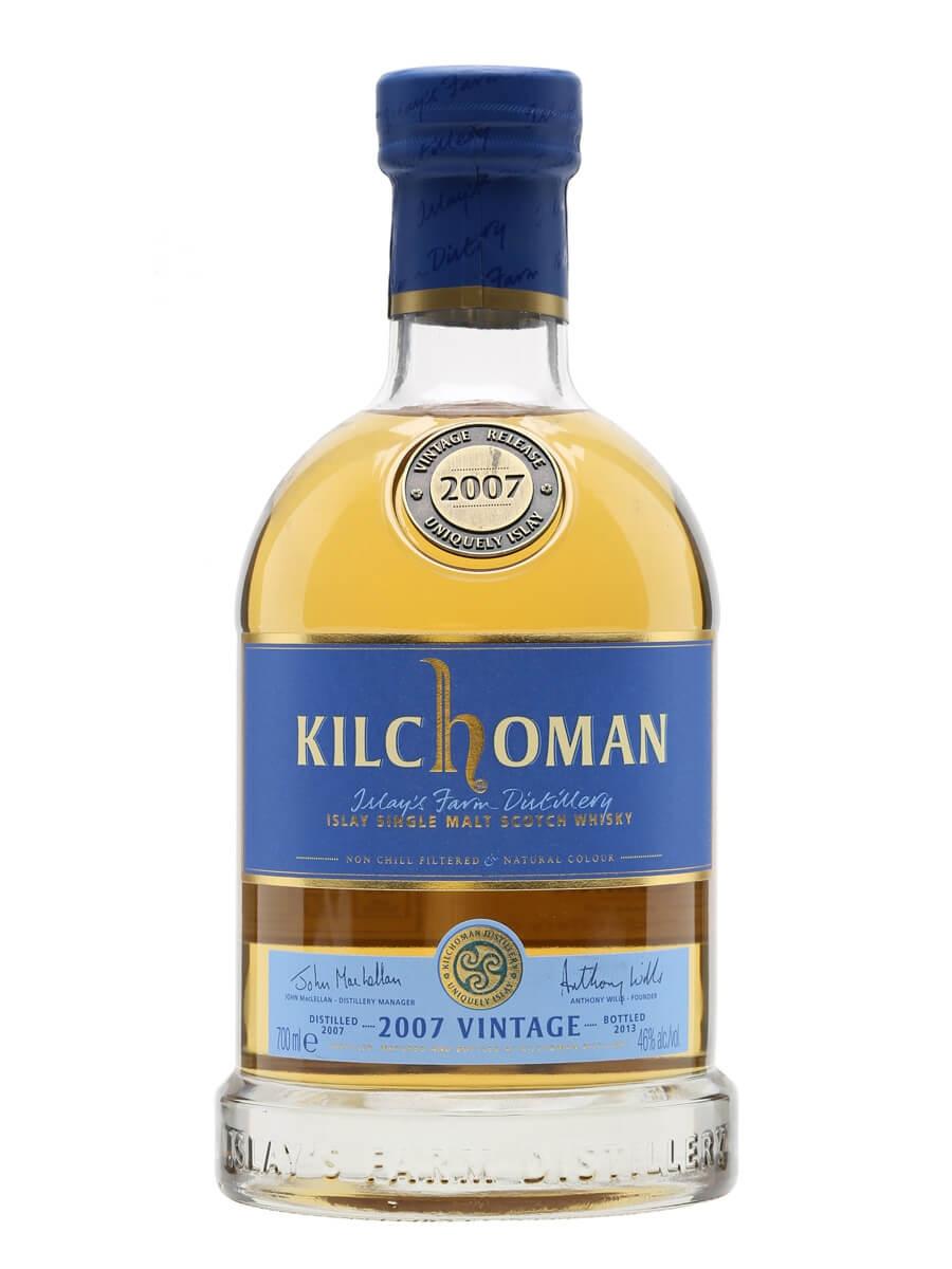 Kilchoman 2007 Vintage / Bot.2013