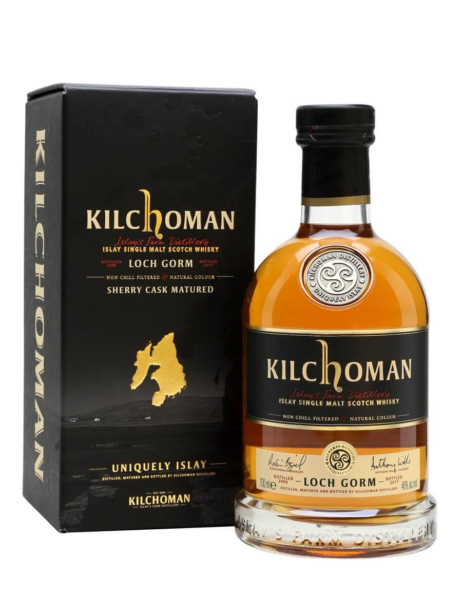 Kilchoman Loch Gorm 2009 / Sherry Cask / Bot.2017