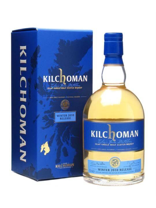 Kilchoman Winter 2010 Release
