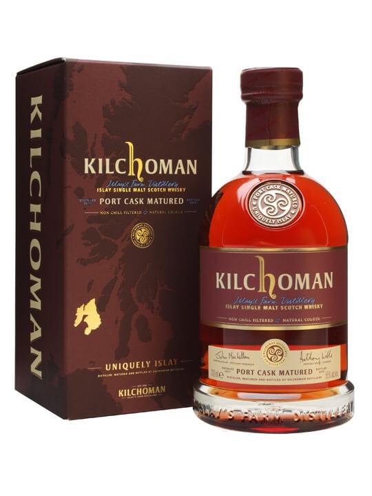 Kilchoman 2011 / Port Cask Matured