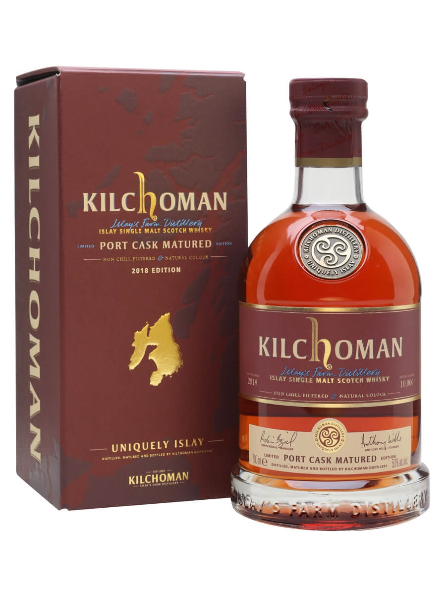 Kilchoman Port Cask matured