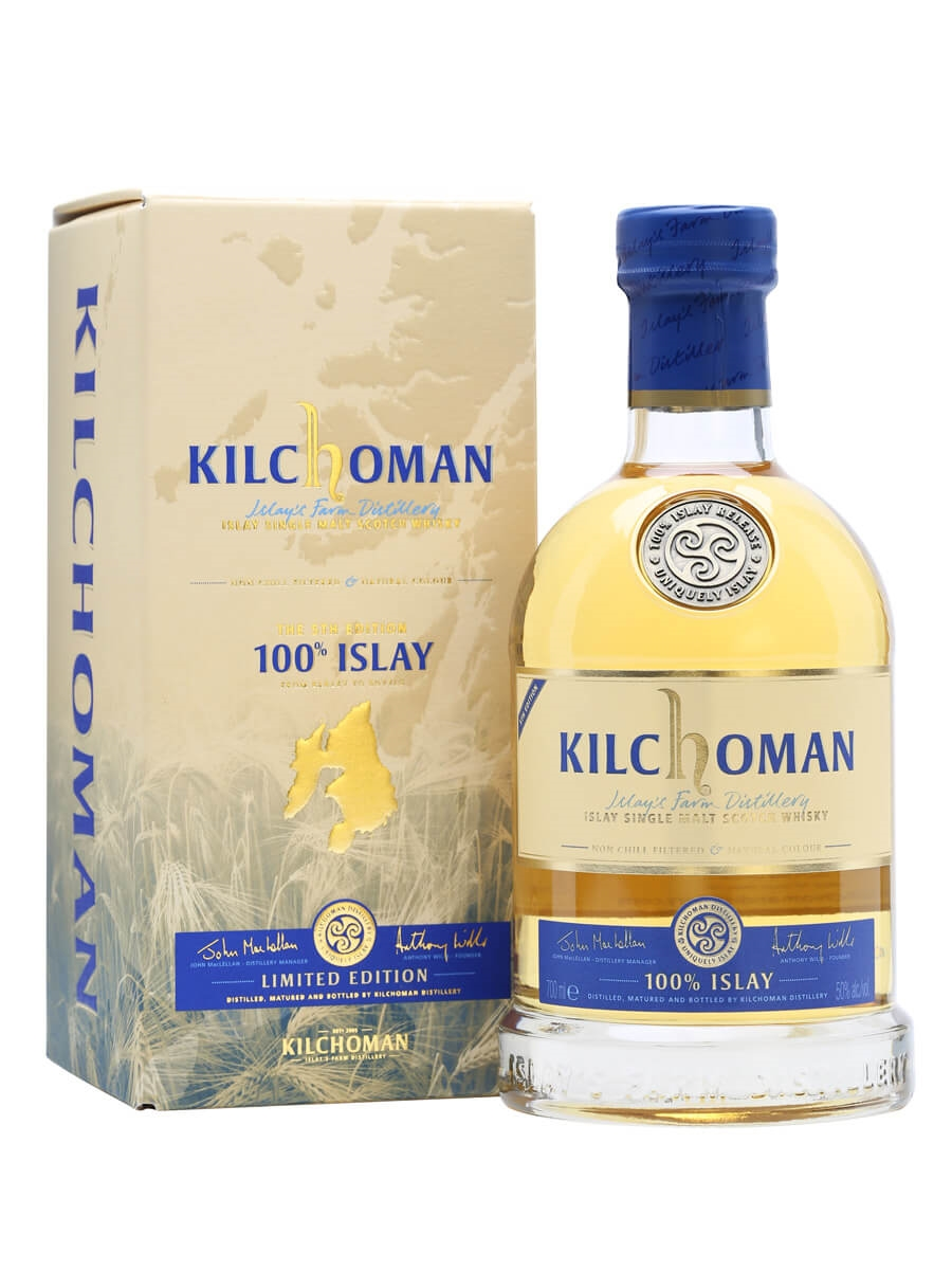 Kilchoman 100% Islay / 5th Edition