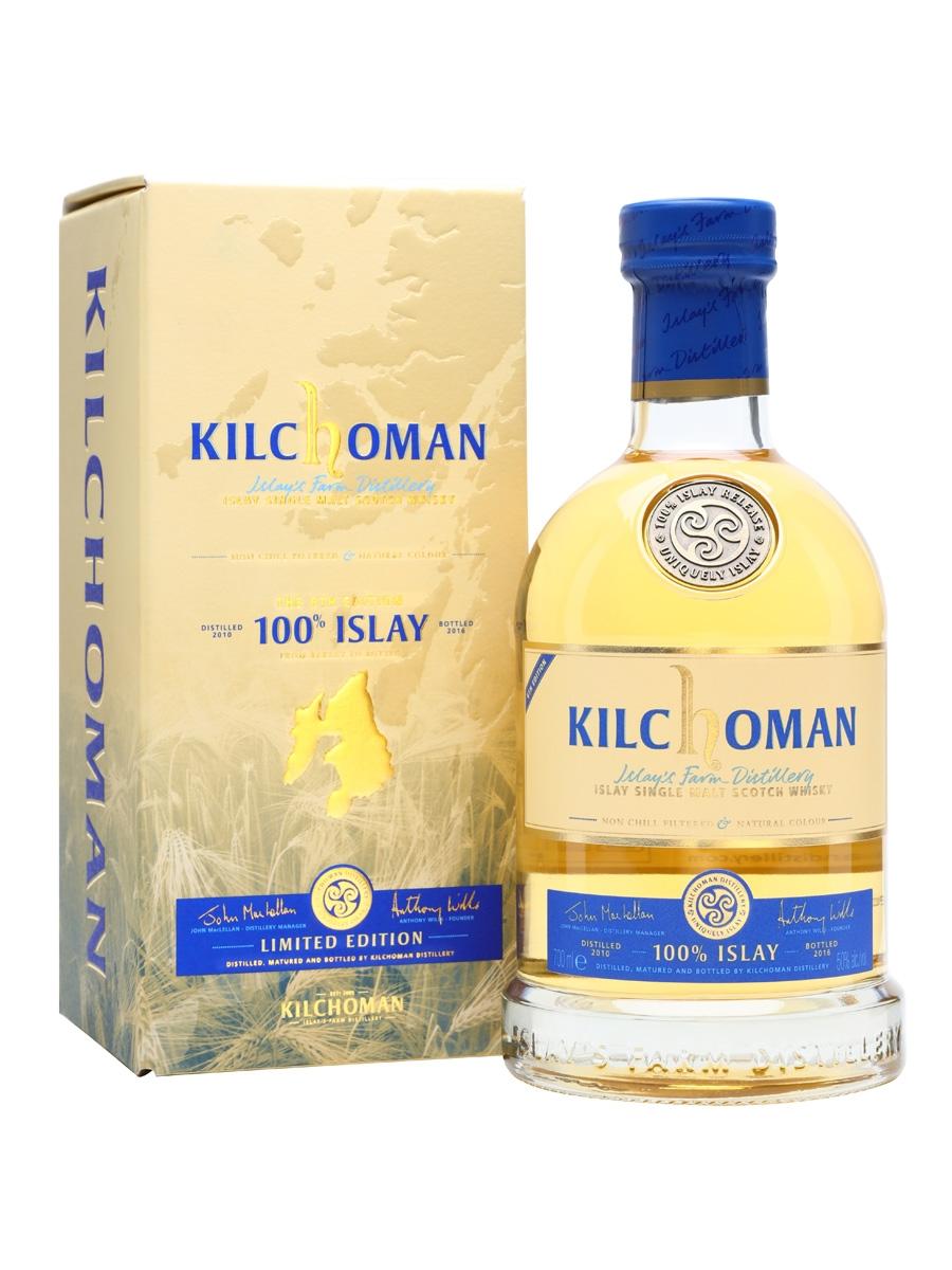 Kilchoman 2010 100% Islay / 6th Edition