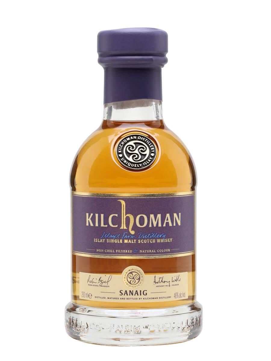 Kilchoman Sanaig / Small Bottle