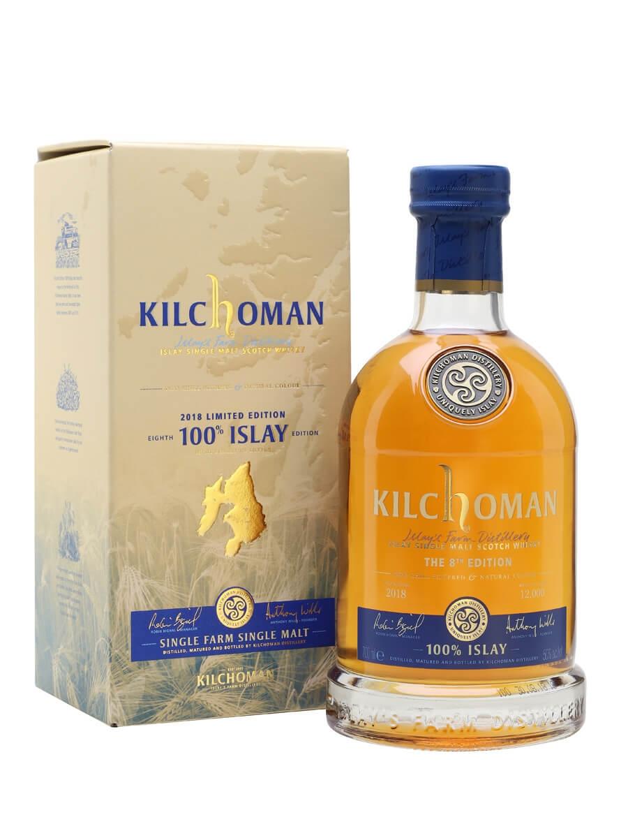 Kilchoman 100% Islay / 8th Edition