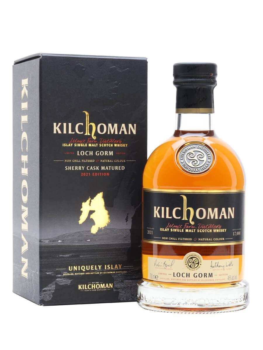 Kilchoman Loch Gorm / 2021 Release