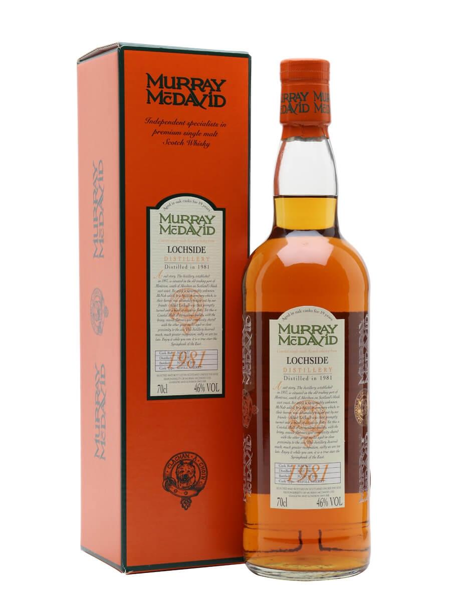 Lochside 1981 / 19 Year Old / Refill Sherry / Murray McDavid