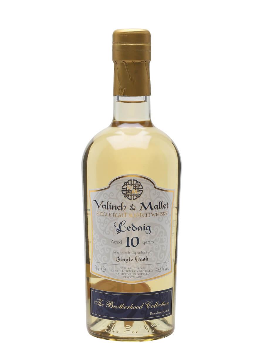 Ledaig 10 Year Old  / Valinch & Mallet