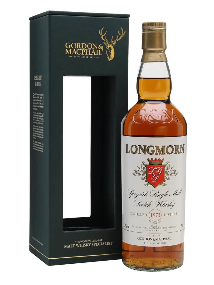 Longmorn 1973 / 42 Year Old / Gordon & MacPhail