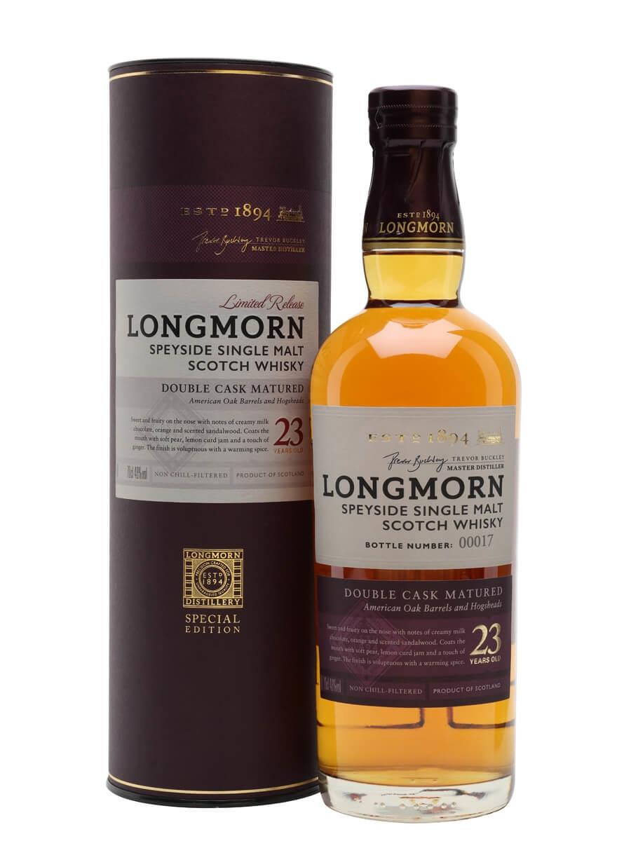 Longmorn 23 Year Old / Secret Speyside