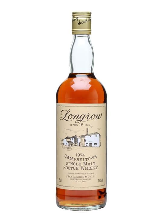 Longrow 1974 / 16 Year Old / Sherry Cask