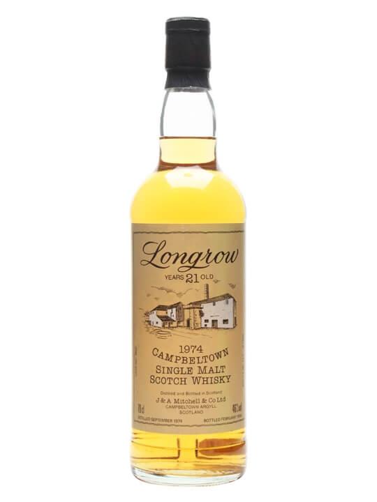 Longrow 1974 / 21 Year Old / Cask #1550