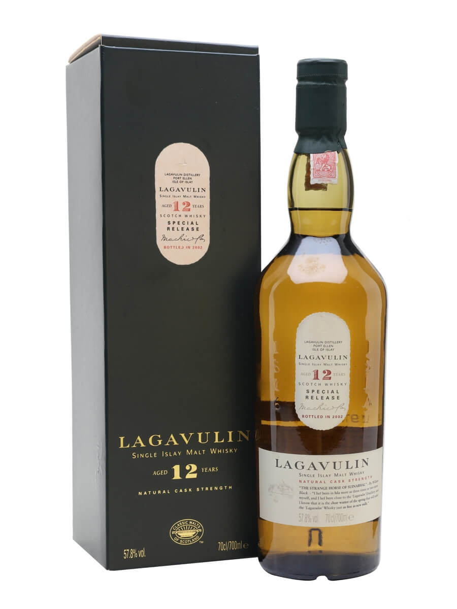 Lagavulin 12 Year Old / Bot.2002 / 2nd Release