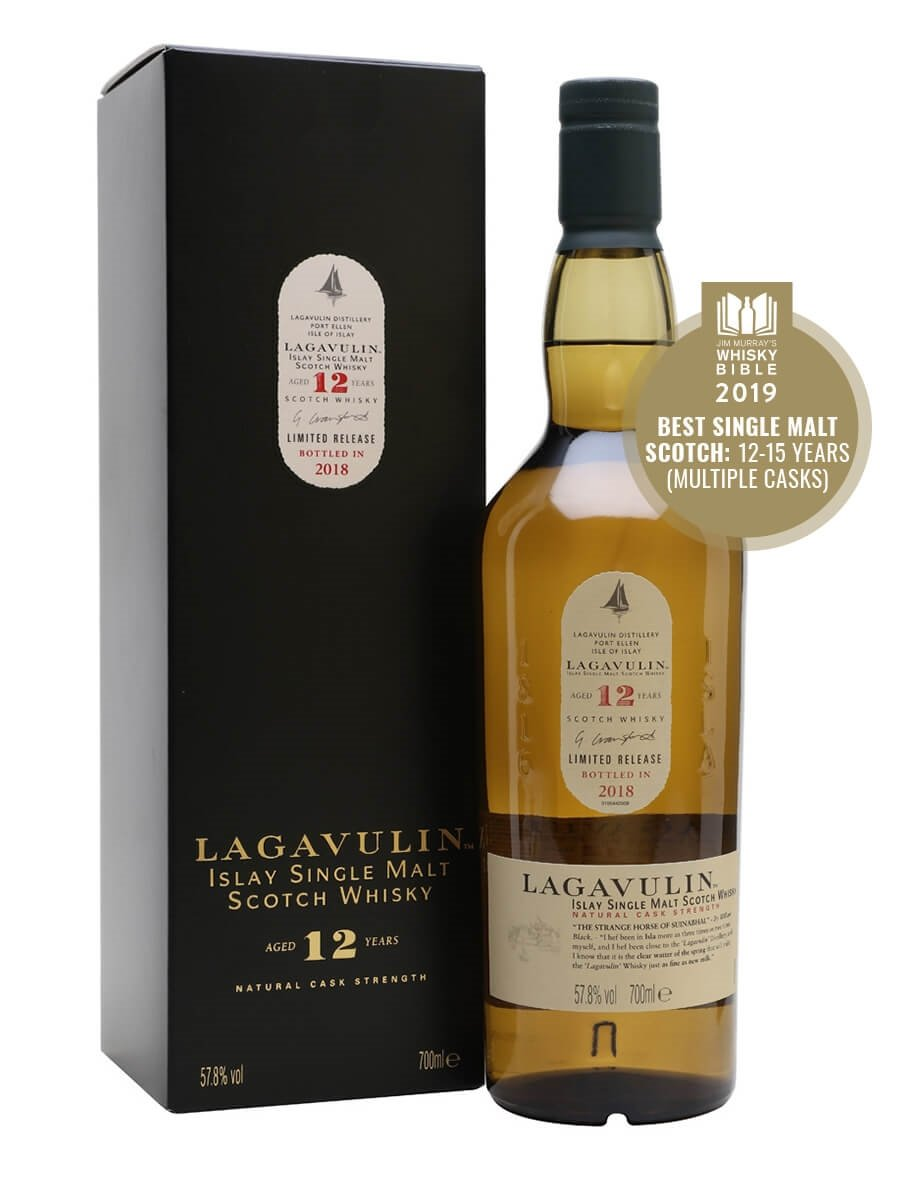 49c2a5ad971 Lagavulin 12 Year Old - 18th Release - Special Releases 2018 Scotch ...