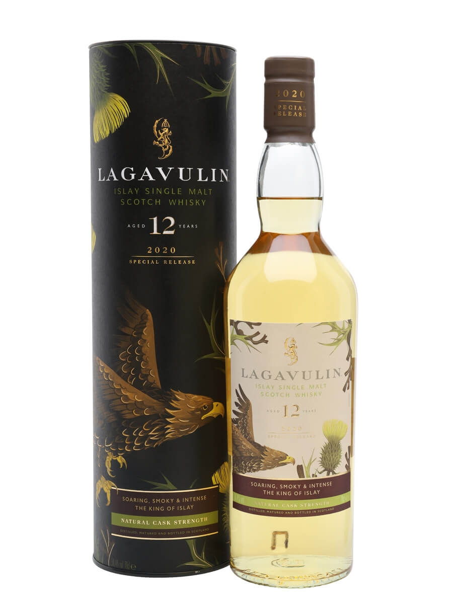 Lagavulin 2007 / 12 Year Old / Special Releases 2020