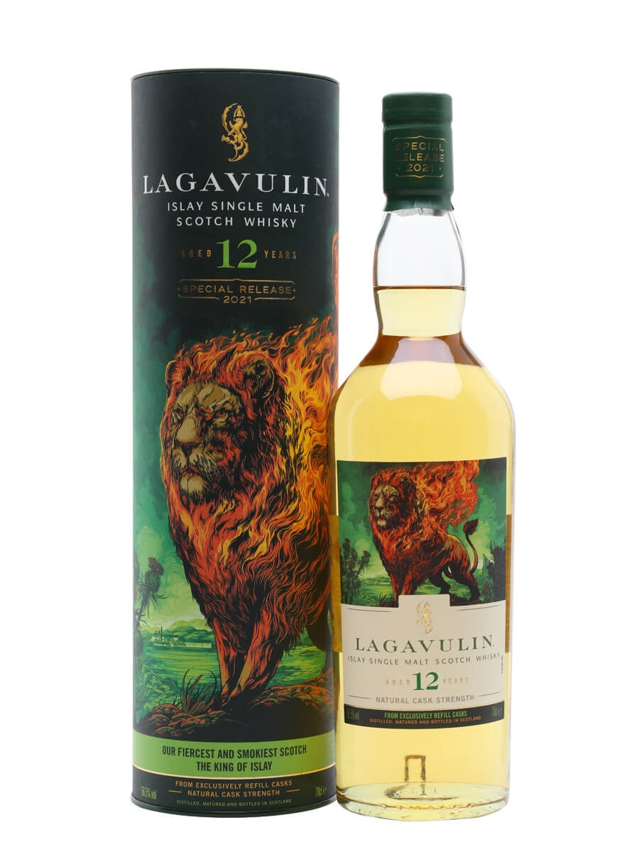 Lagavulin 2008 / 12 Year Old / Special Releases 2021