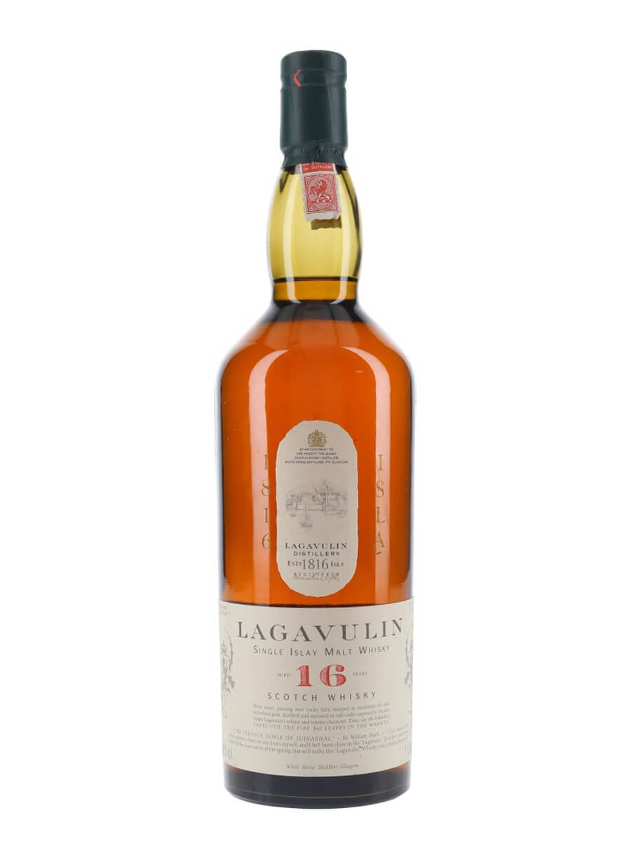 Lagavulin 16 Year Old / Bot.1980s