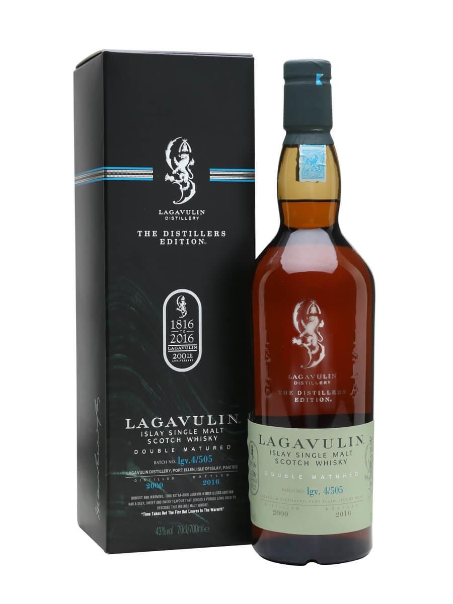 Lagavulin 2000 Distillers Edition / Bot.2016