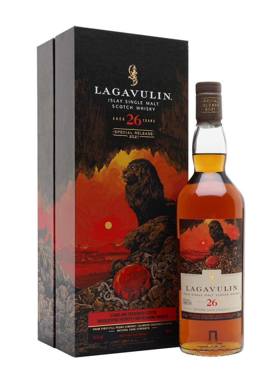 Lagavulin 1994 / 26 Year Old / Special Releases 2021