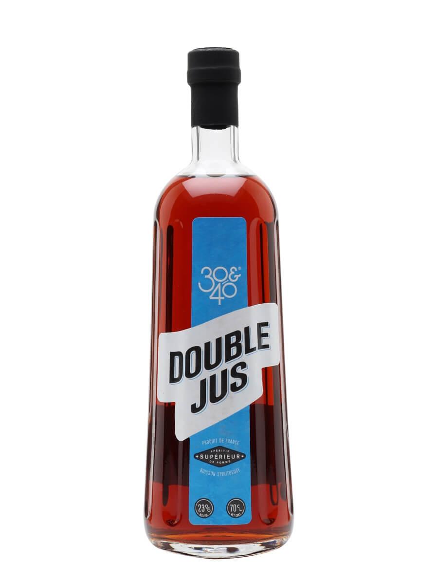 30&40 Double Jus / Aperitif de Normandie