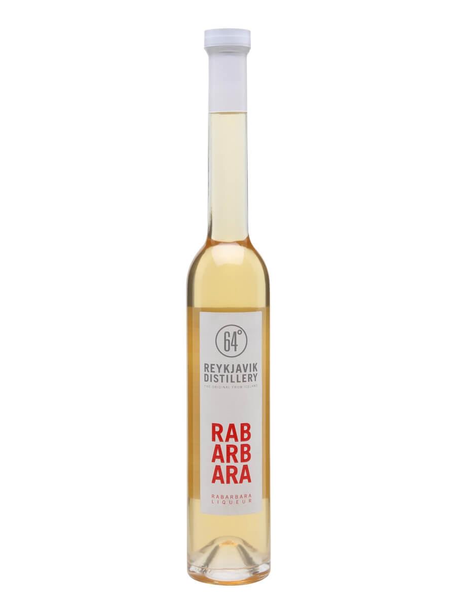 64° Reykjavik Rabarbara Rhubarb Liqueur