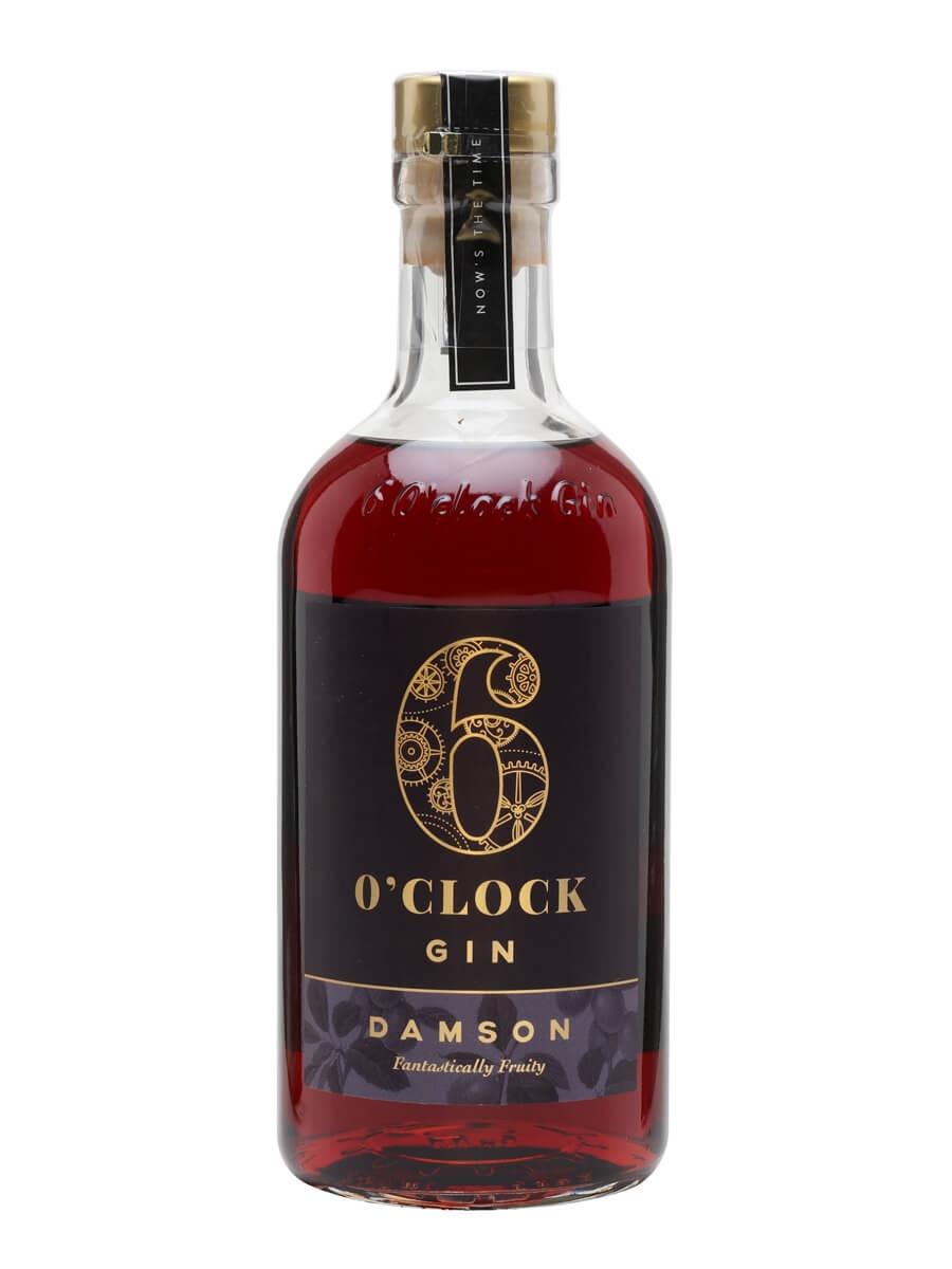 6 O'Clock Damson Gin / Half Bottle