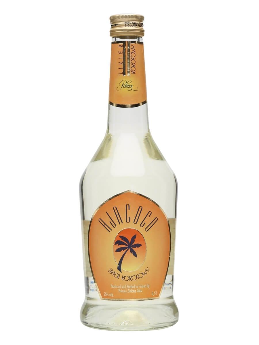 Ajacoco Coconut Liqueur / Polmos