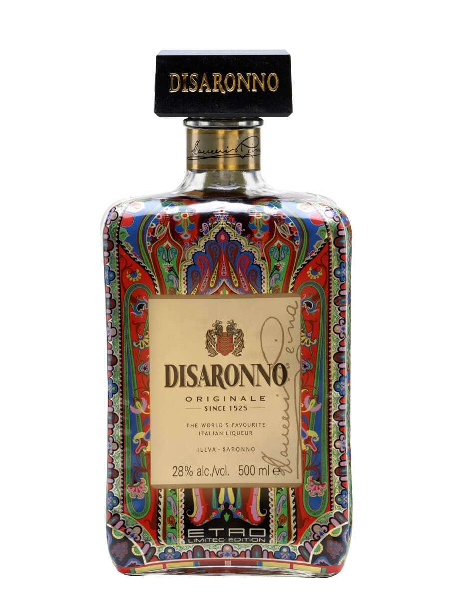 Disaronno Amaretto Glasses