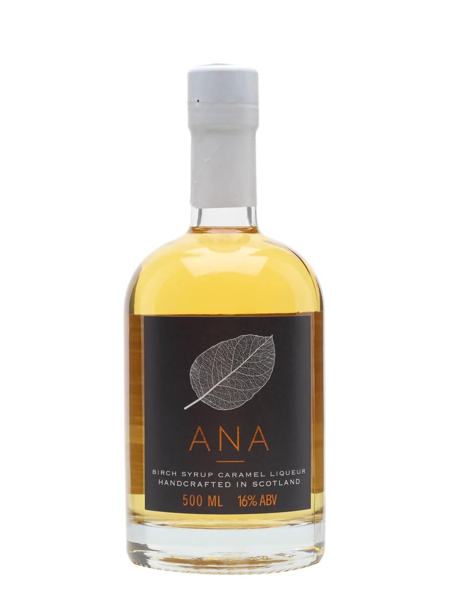 Ana Birch Syrup Caramel Liqueur