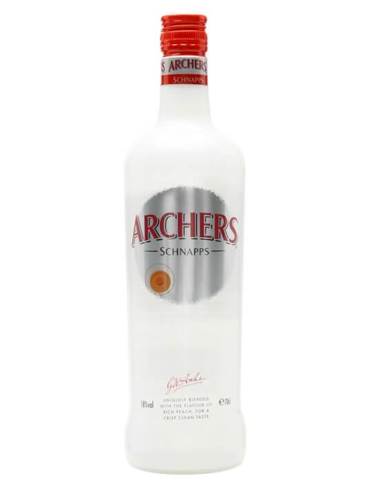 Archers Peach Schnapps Liqueur