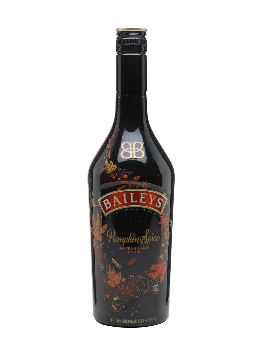 Baileys Pumpkin Spice Irish Cream Liqueur The Whisky