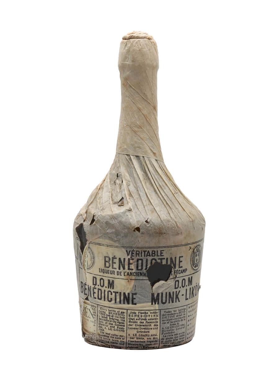 Benedictine Liqueur / Bot.1940s