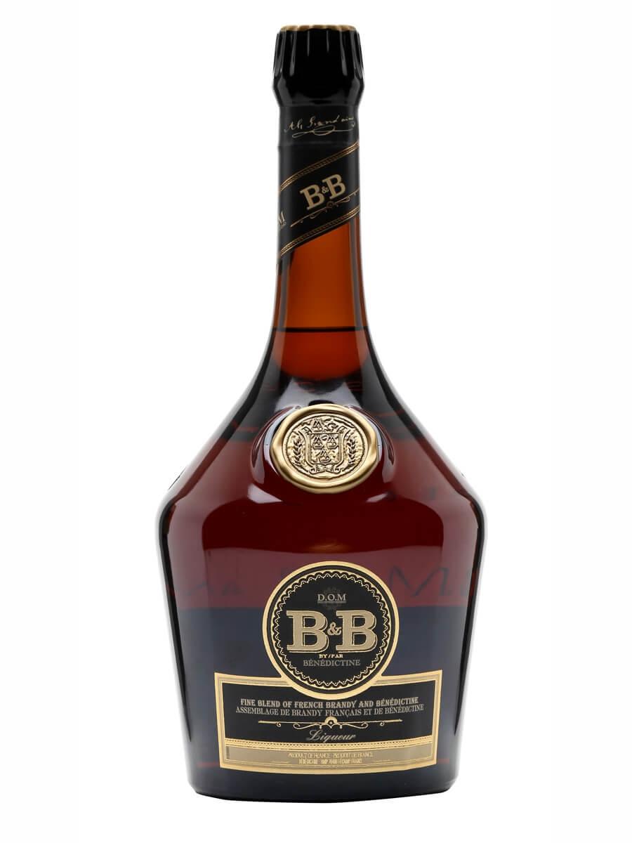 Benedictine B & B Liqueur / Litre