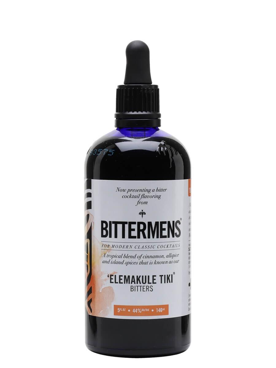 Bittermens / Elemakule Tiki