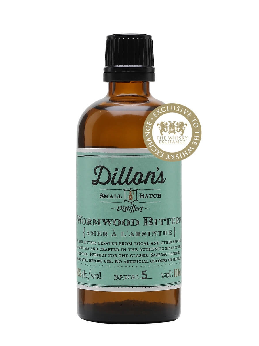 Dillon's Small Batch Wormwood Bitters