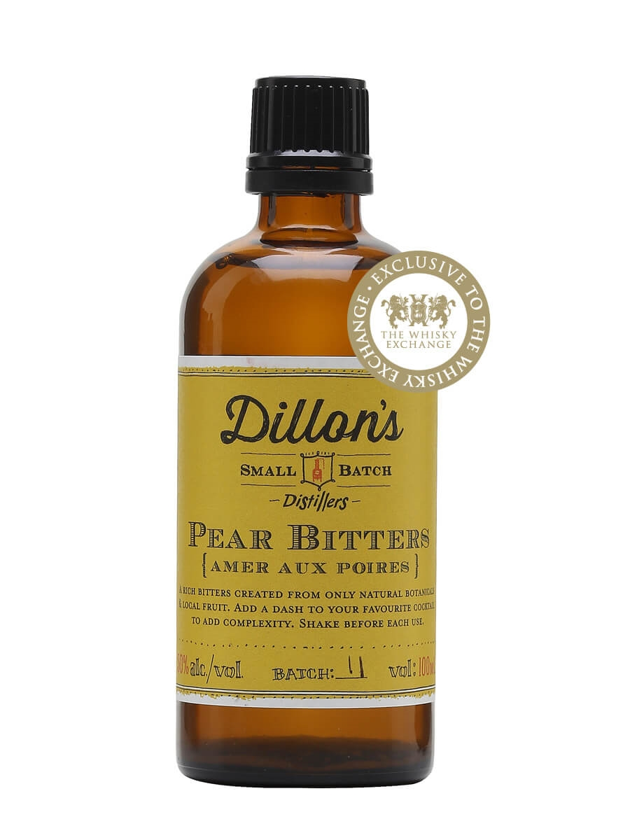 Dillons Small Batch Pear Bitters