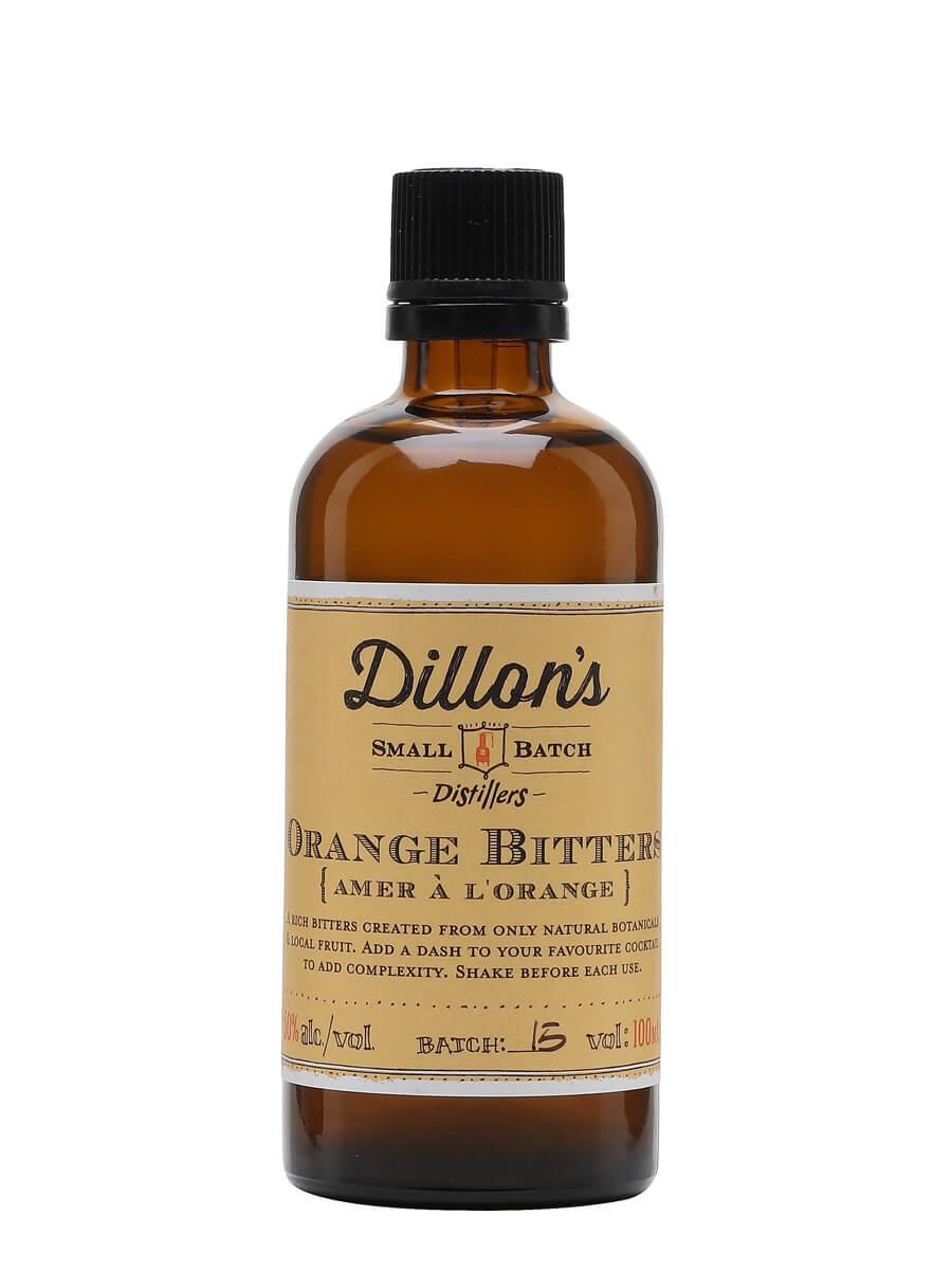Dillon's Small Batch Orange Bitters