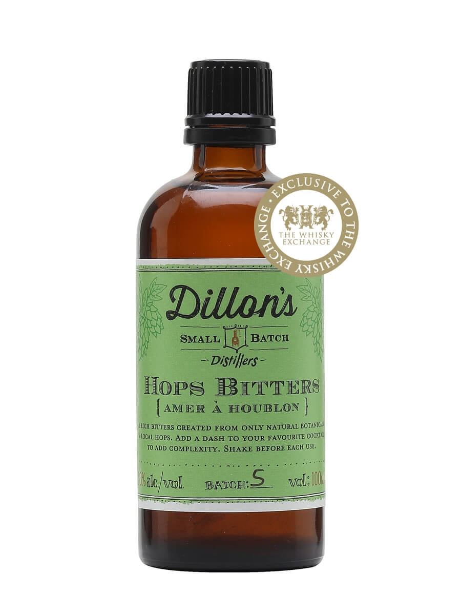 Dillons Small Batch Hops Bitters