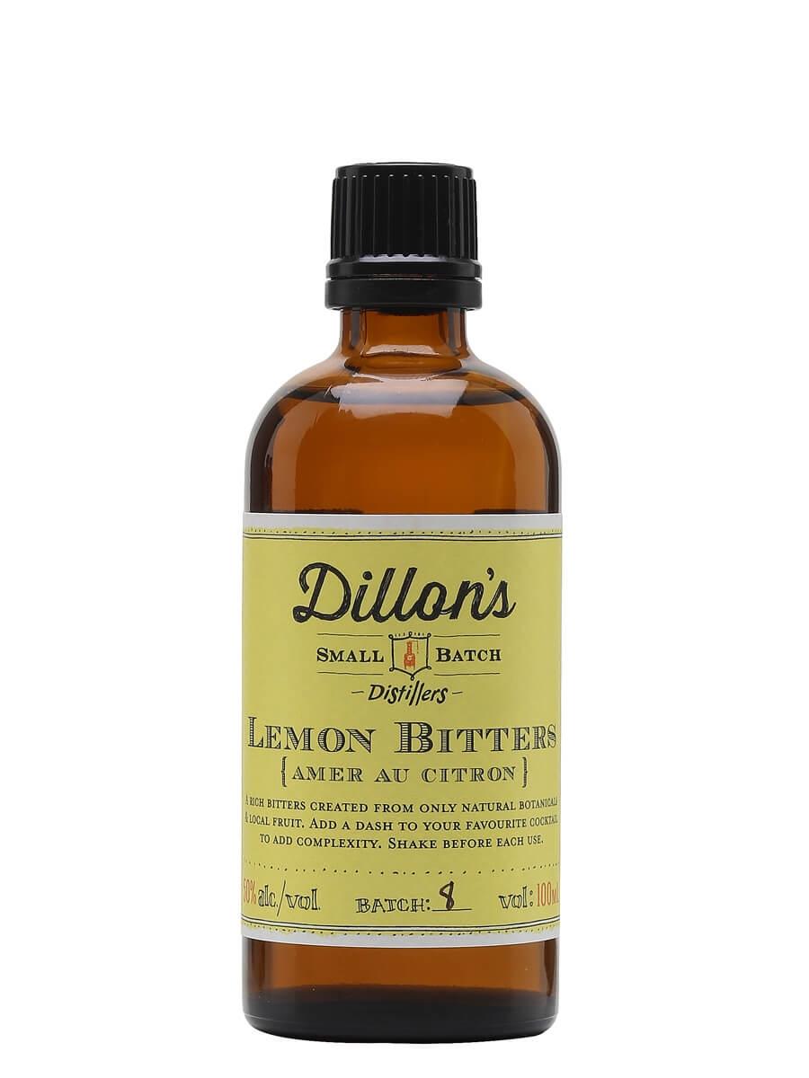 Dillons Small Batch Lemon Bitters