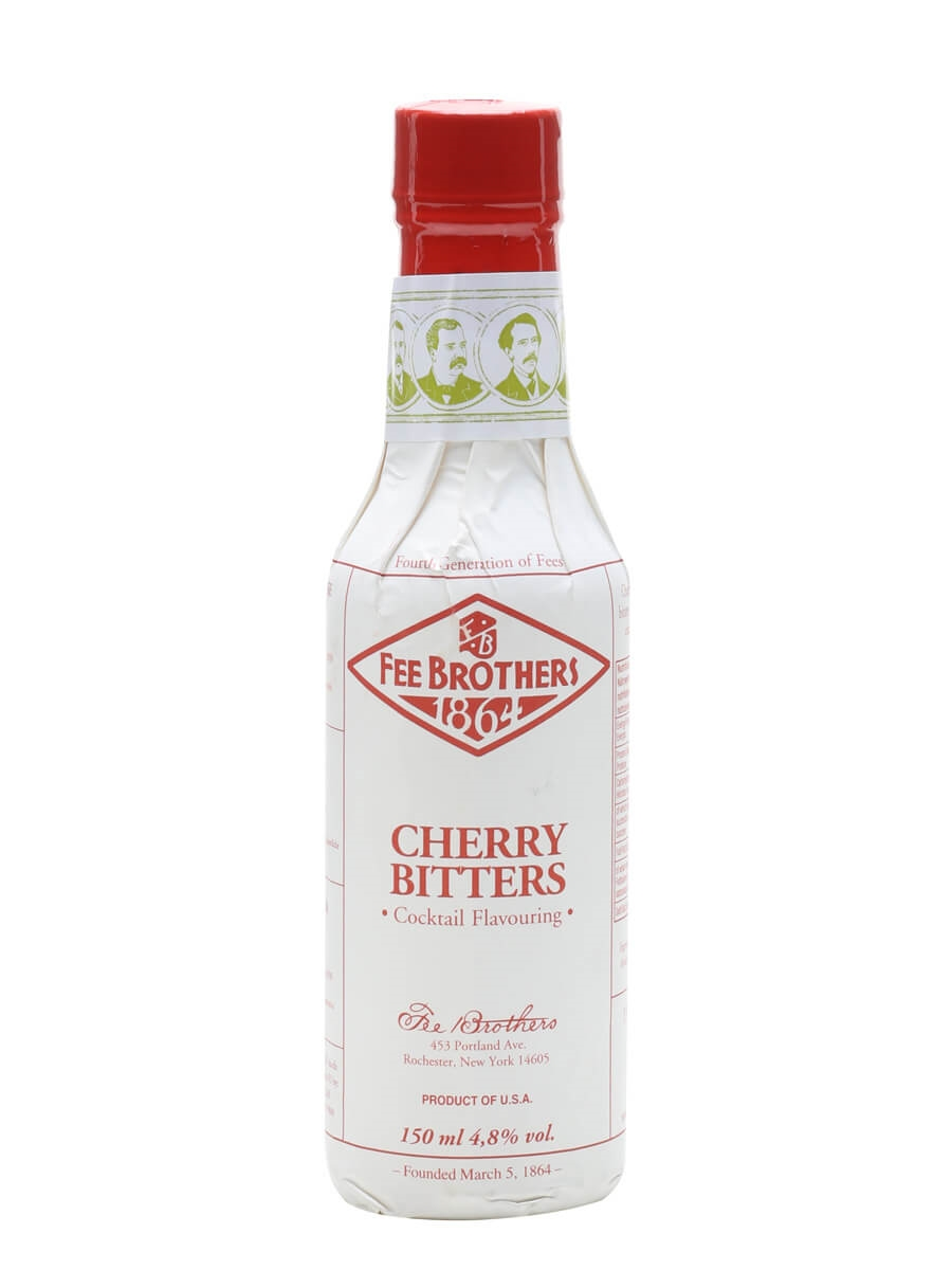 fee brothers cherry bitters the whisky exchange